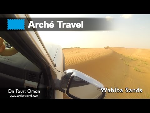 Wahiba Sands | Jeep Tour Oman 2016 | FULL HD