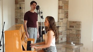 If the world was ending - JP Saxe ft. Julia Michaels - Cover with Nadine Purtschert and Axel Marena
