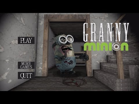 WHAT IF GRANNY WAS A MINION? | Granny (Horror Game)
