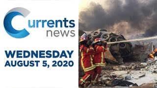 Currents News full broadcast for Wed, 8/5/20 (Catholic news)