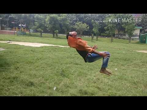The best dancer and stunt man by Rahul funny videos