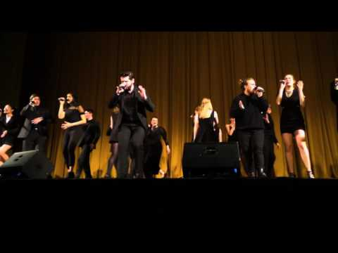 7Days A Cappella | Hand Of God | ICCA Semifinals 2017