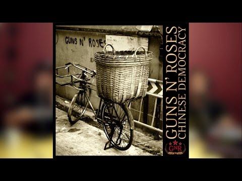 Album Review #25: Guns N' Roses - Chinese Democracy - Troca