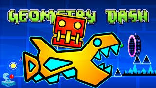 Geometry Dash Meltdown: The Seven Seas High Score Challenge!