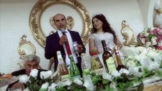 Армянская свадьба в Сургуте Гарик и Анна 31 07 2016г