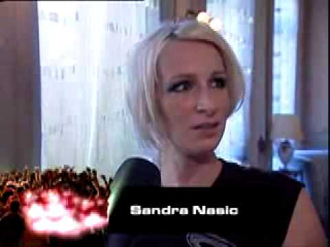 Sandra Nasic interview at Sicradical