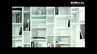 видео Купить книжный шкаф в СПб - каталог шкафов для книг с ценами от производителя
