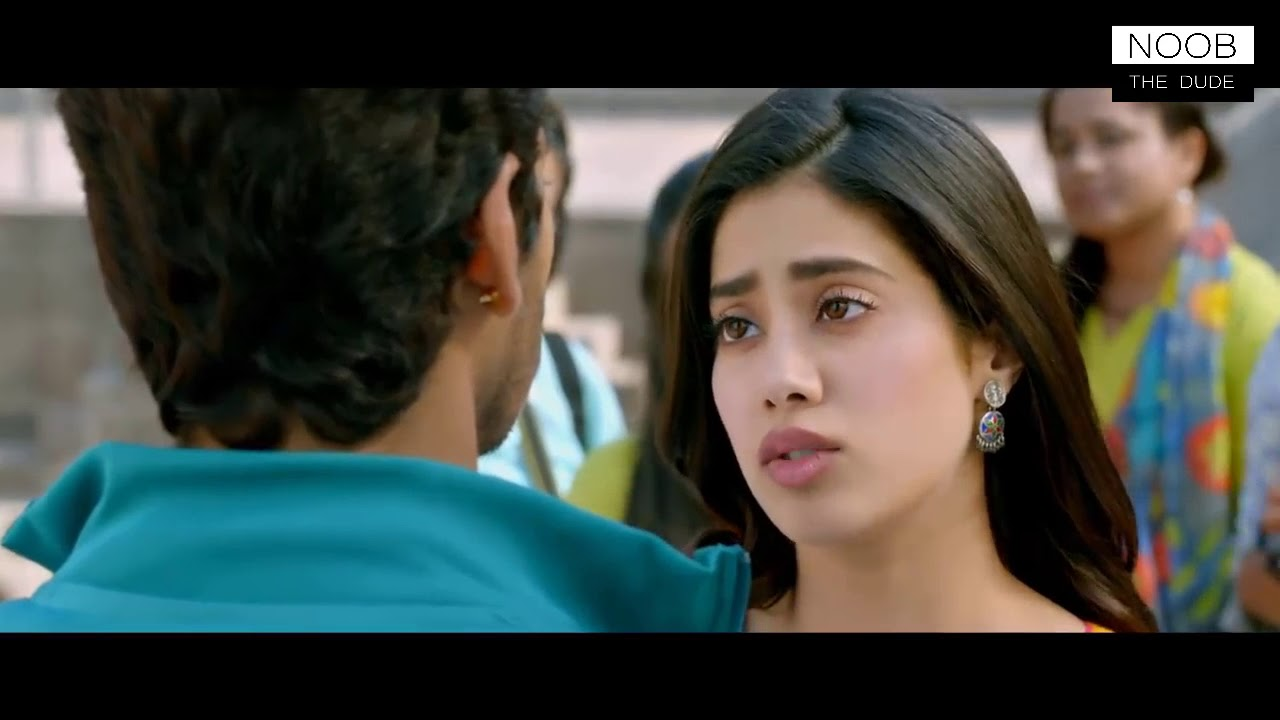 dhadak whatsapp status video download