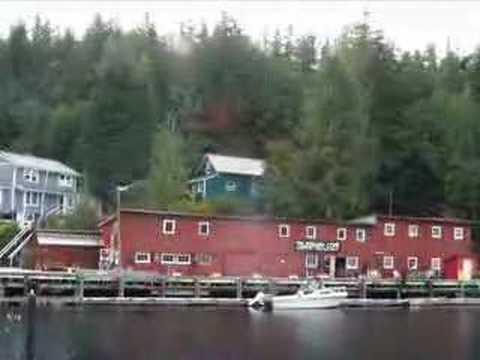 Telegraph Cove, British Columbia Canada
