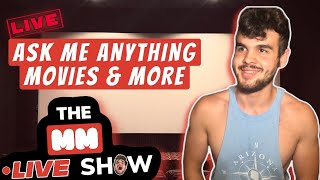 ASK ME ANYTHING MOVIES \u0026 MORE!! Marcos Movies Live show