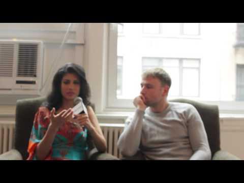 'Sense 8' Stars Tina Desai & Max Riemelt Reveal Biggest Bonding Moment