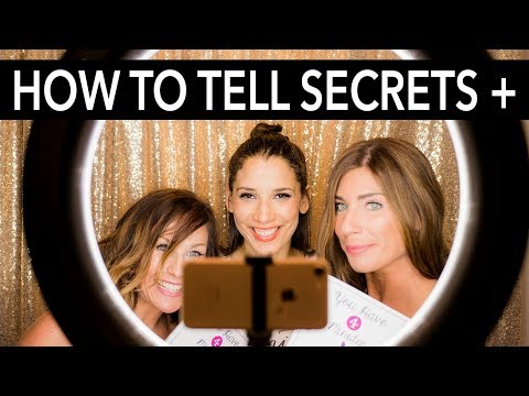 How to Tell Secrets, Shed Shame, and Live Your Best Life - BEXLIFE