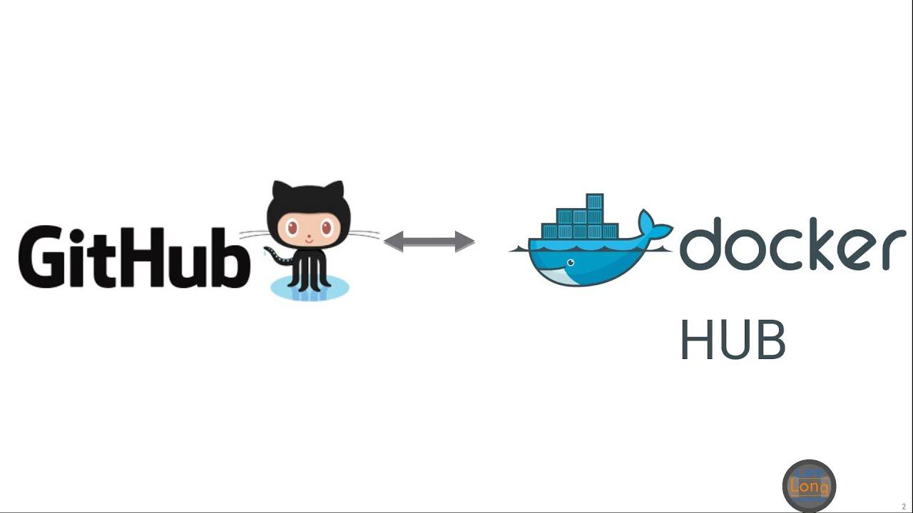 Docker Hub + GitHub Docker Donnerstag
