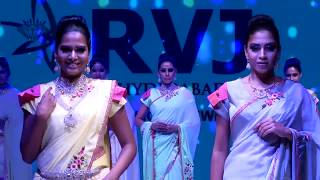RVJ Enterprise at Retail Jewellers Guild Awards - Hyderabad 2017!