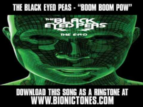 The Black Eyed Peas - Boom Boom Pow (Official ... - YouTube