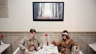 Close Your Eyes and Think of Christmas by Juno Calypso, featuring M.I.A.,Naomi Campbell | Burberry