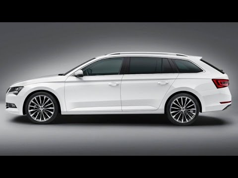 2016 skoda superb combi unveiled for iaa frankfurt youtube. Black Bedroom Furniture Sets. Home Design Ideas