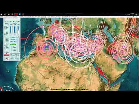 1/03/2018 -- West Coast United States + Mount Saint Helens swarming -- Pacific Earthquake Unrest