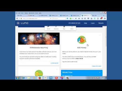 How to Buy and Sell Bitcoin in Nigeria | Luno Exchange