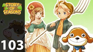 Story of Seasons - Gameplay/Walkthrough [Part 103 False Alarm] (3DS) w/ArchaicKing