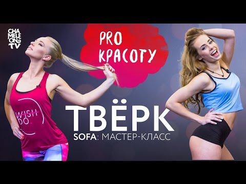 видео: proКрасоту - Как танцевать твёрк    chameleontv