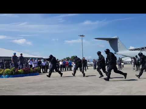 Aksi pesawat dan helikopter TUDM