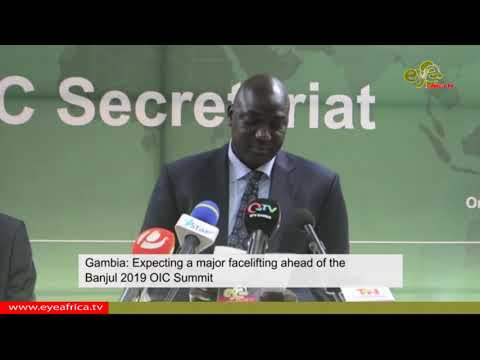 Gambia: Expecting major facelifting ahead of the Banjul 2019 OIC Summit