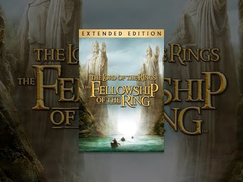 The Lord of the Rings: The Fellowship of the Ring Extended Edition