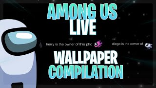 How To Make A Among Us Live Wallpaper On Iphone image number 19