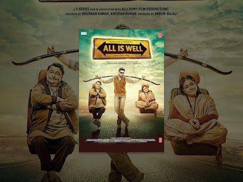 All Is Well movie videos and lyrics