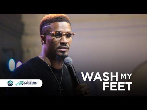 Follow Me | Dr. Matthew Stevenson - Wash My Feet