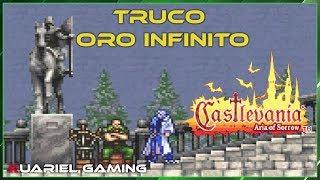 Dinero infinito Castlevania Aria of sorrow -  Kuariel gaming
