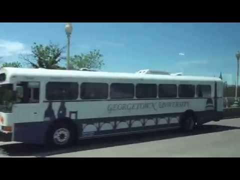 Georgetown University Transportation Shuttle (GUTS) Rosslyn