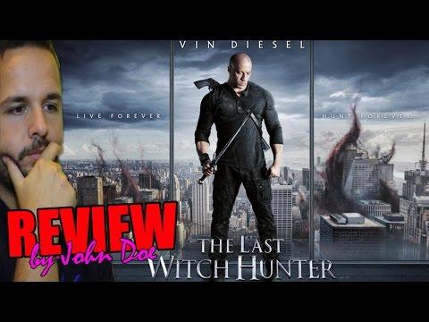 El último cazador de brujas - The Last Witch Hunter - CRÍTICA - REVIEW - HD - Vin Diesel