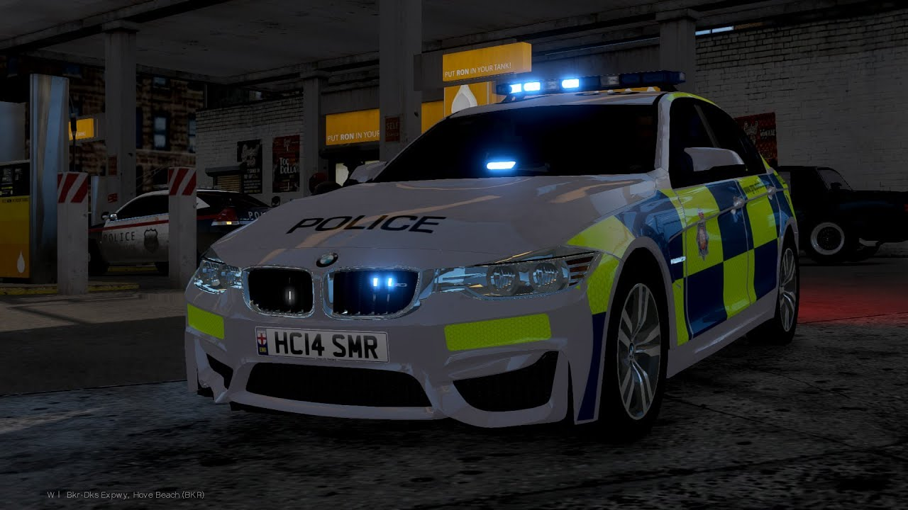 2015 Police Bmw M3 Gta Iv Car Mod Youtube