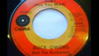 Watch Buck Owens Ruby are You Mad video