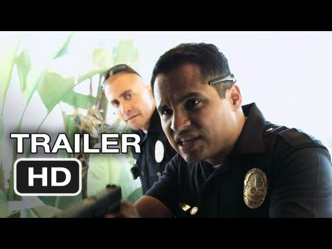End Of Watch   2 2012 Jake Gyllenhaal Movie HD