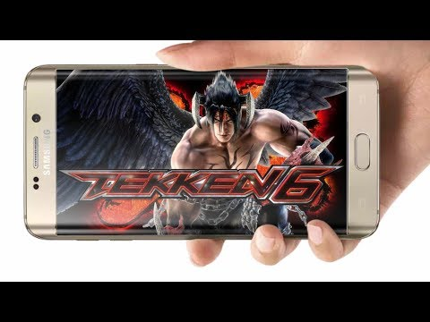 How to download install & play Tekken 6 PsP android game (Hindi) - 동영상