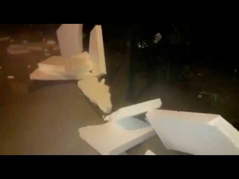 Explosión en el frigorífico Sagemüller