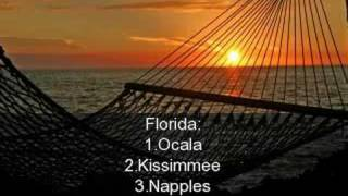 ☺Best Places To Retire in Usa☺