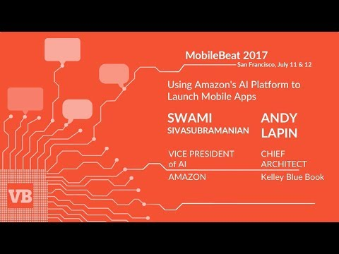 Amazon AI and Mobile Hub Integration for Conversation Bot Interface