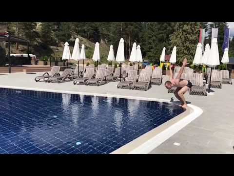 Inside Arte SPA & Park Hotel, Velingrad, Bulgaria