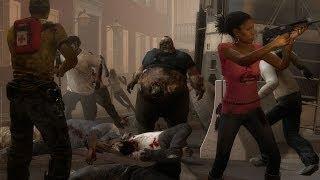 SOS:Left 4 Dead 2 мой трейлер)))