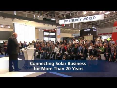 About Intersolar Europe