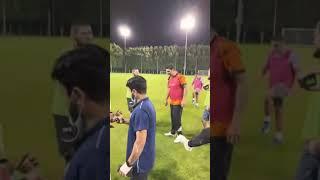 Хабиб как играли в футбол в Дубае Хабиб Нурмагомедов как играли в футбол Хабиб Нурмагомедов