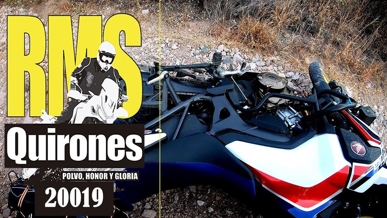 Rally RMS Quirones -  Querétaro 2019 -  Doble Propósito