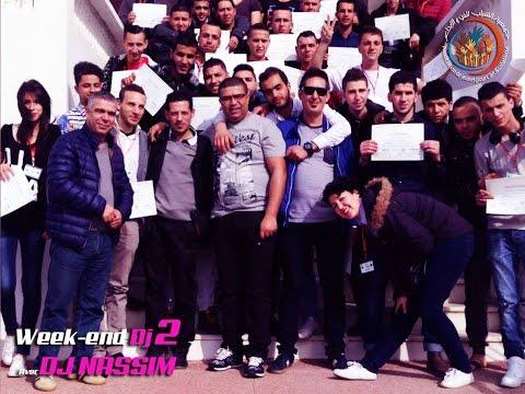 Dj Nassim---- 1er formation en Algerie------ Radio Mostaganem 2016