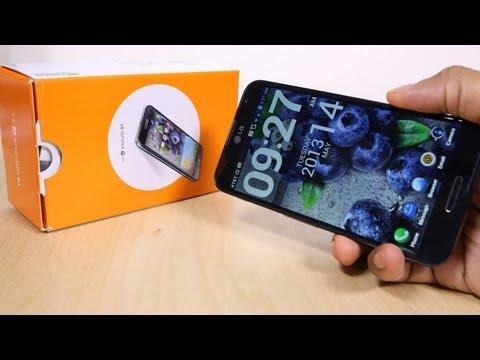 LG Optimus G Pro Unboxing (AT&T)