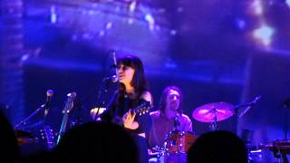 Feist, So Sorry (Singing Lesson), Royal Albert Hall, 25/03/2012