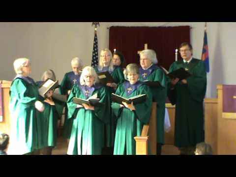 First Congregational Church Service - March 6, 2016